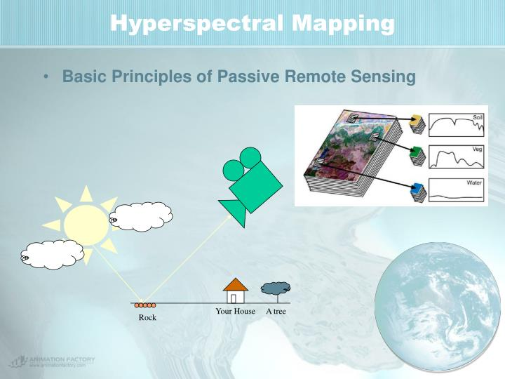 Hyperspectral Mapping