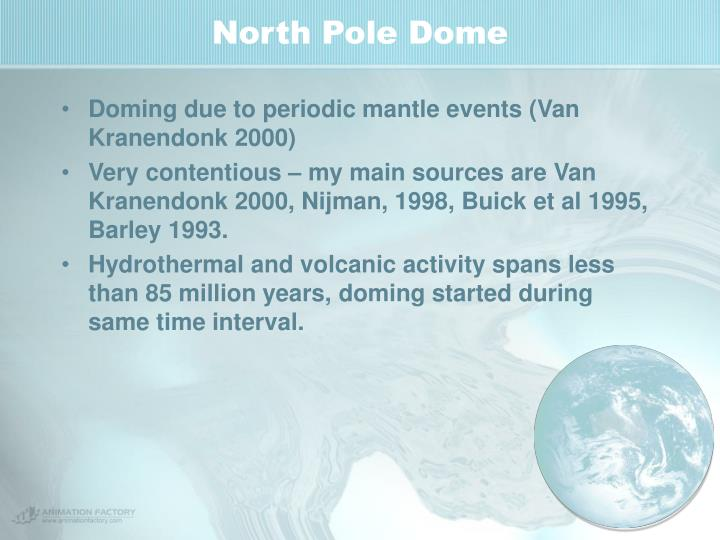 North Pole Dome