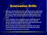evacuation drills1