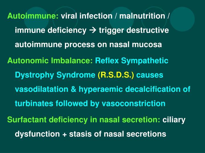 Autoimmune: