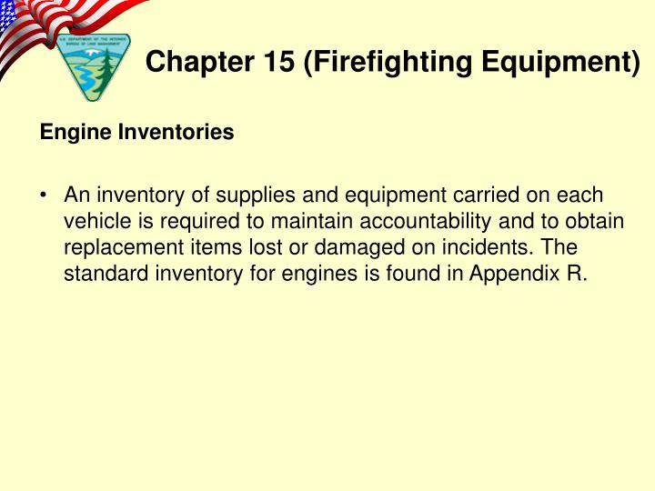 Engine Inventories