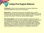 inskip fire engine rollover8