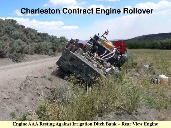 Charleston Contract Engine Rollover