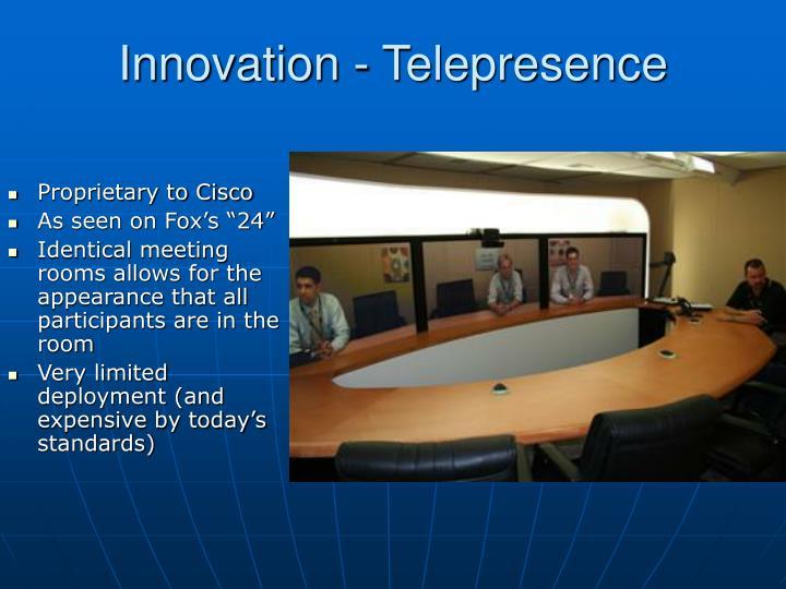 Proprietary to Cisco