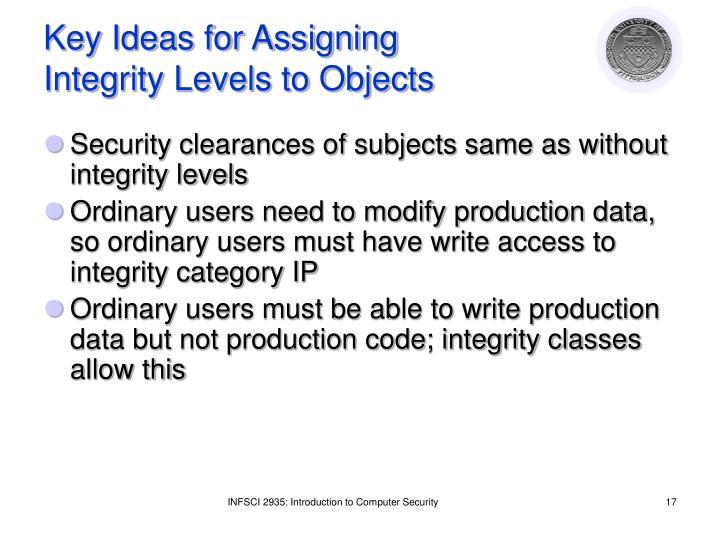 Key Ideas for Assigning