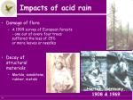 impacts of acid rain2