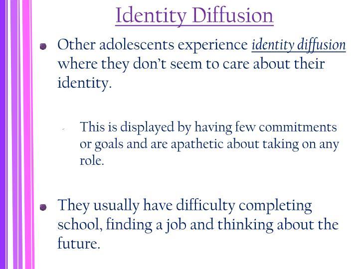 Identity Diffusion