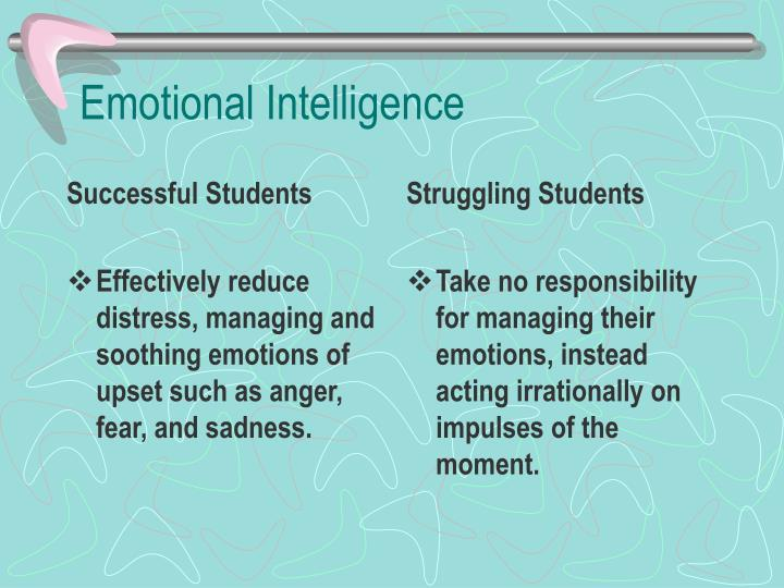 Emotional intelligence1