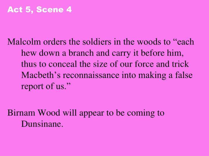 Act 5, Scene 4