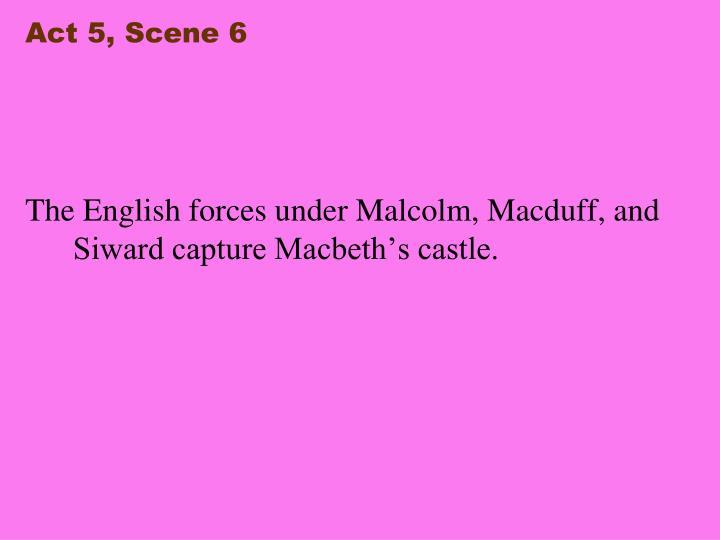 Act 5, Scene 6