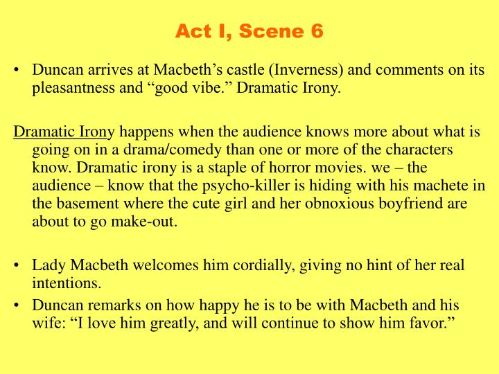 Act I, Scene 6