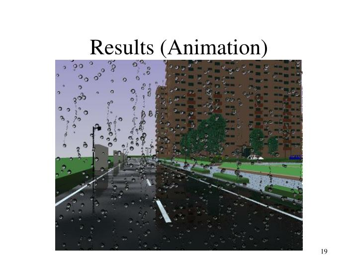 Results (Animation)