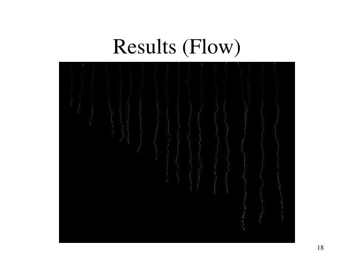 Results (Flow)