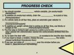 progress check1