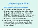 measuring the mind4