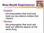 near death experiences1