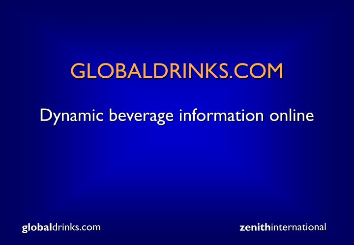 globaldrinks com