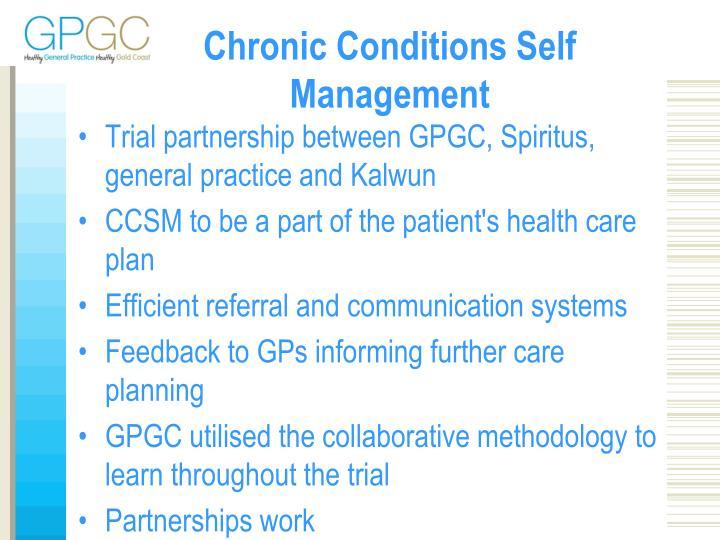 Trial partnership between GPGC, Spiritus, general practice and Kalwun