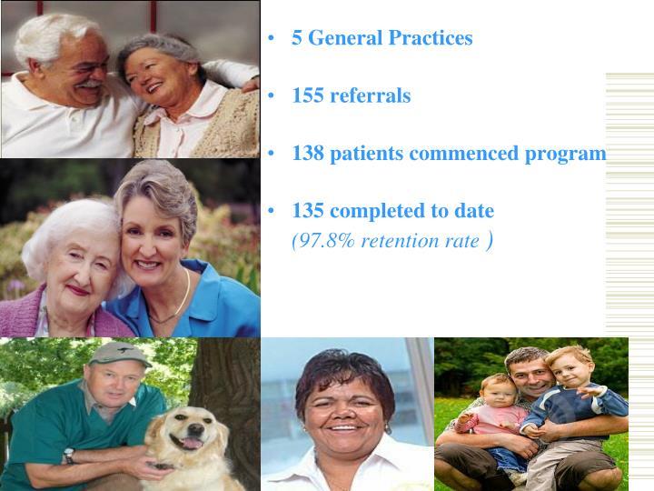 5 General Practices