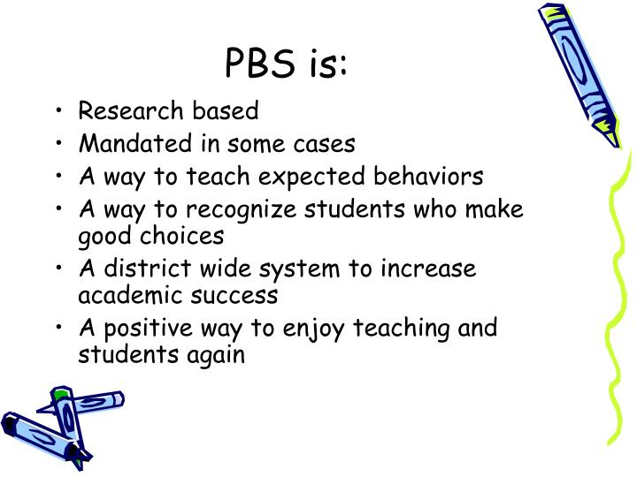 PBS is: