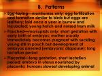 b patterns