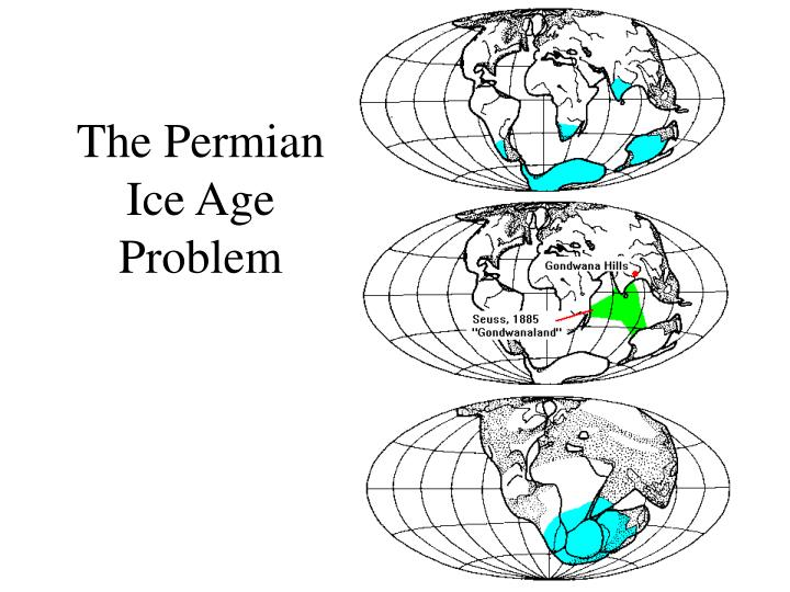 The Permian Ice Age Problem