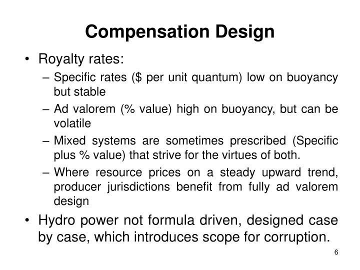 Compensation Design