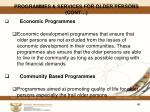 programmes services for older persons cont1
