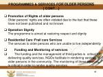 programmes services for older persons cont3