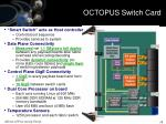 octopus switch card