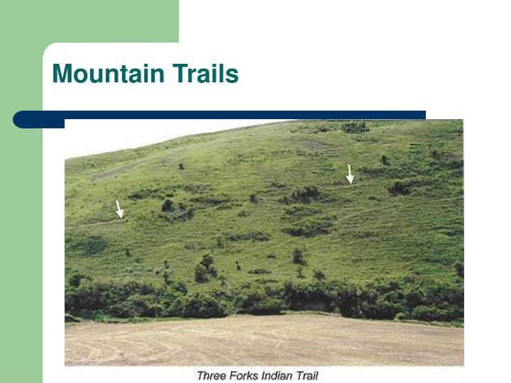 Mountain Trails