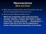 neuroscience mind and brain2