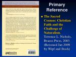 primary reference1