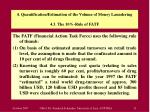 4 quantification estimation of the volume of money laundering 4 3 the 10 rule of fatf