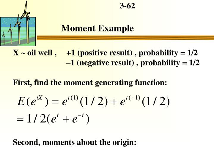 Moment Example