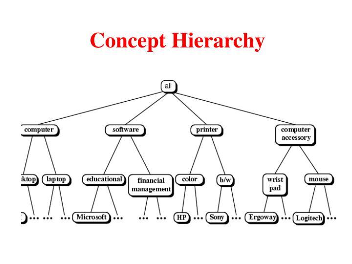 Concept Hierarchy