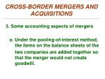 cross border mergers and acquisitions3