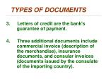 types of documents2