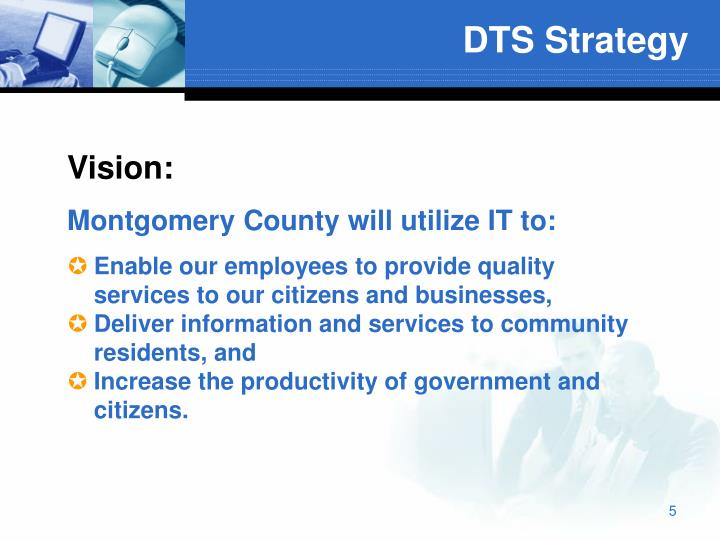 DTS Strategy