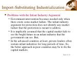 import substituting industrialization4