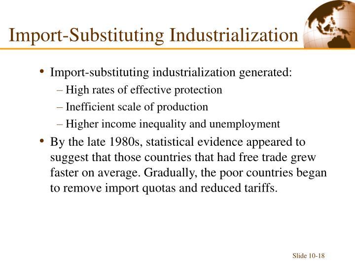 Import-Substituting Industrialization