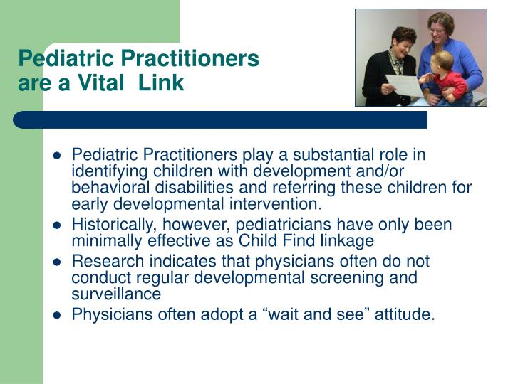 Pediatric Practitioners