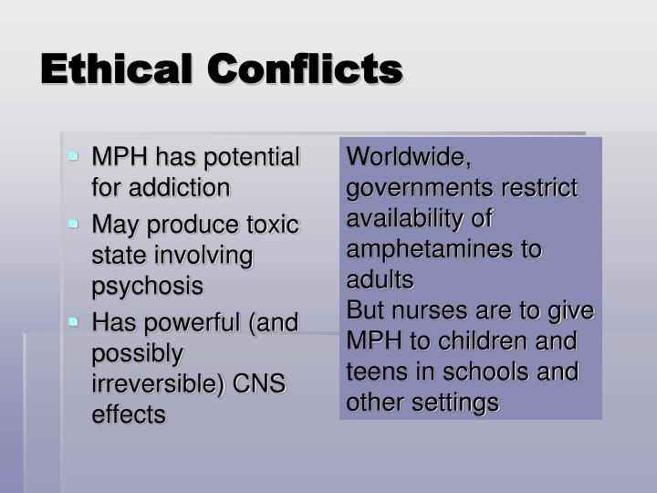 Ethical Conflicts