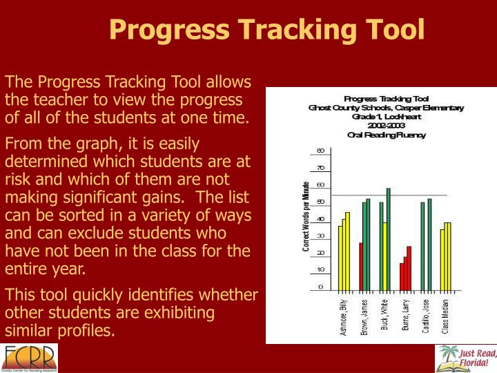 Progress Tracking Tool