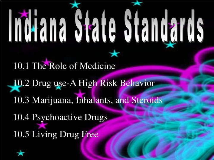 Indiana State Standards