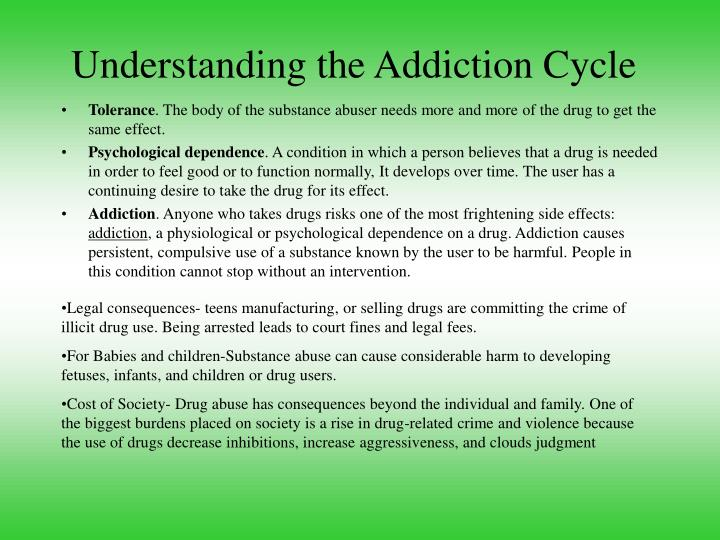 Understanding the Addiction Cycle