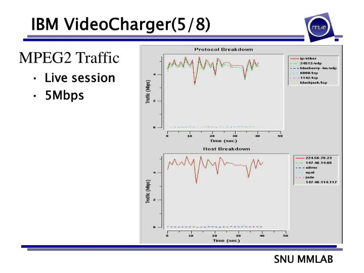 IBM VideoCharger(5/8)