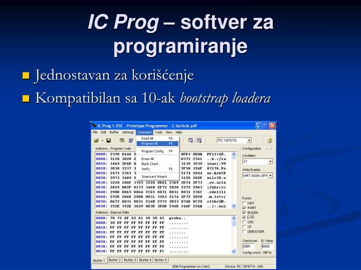 IC Prog