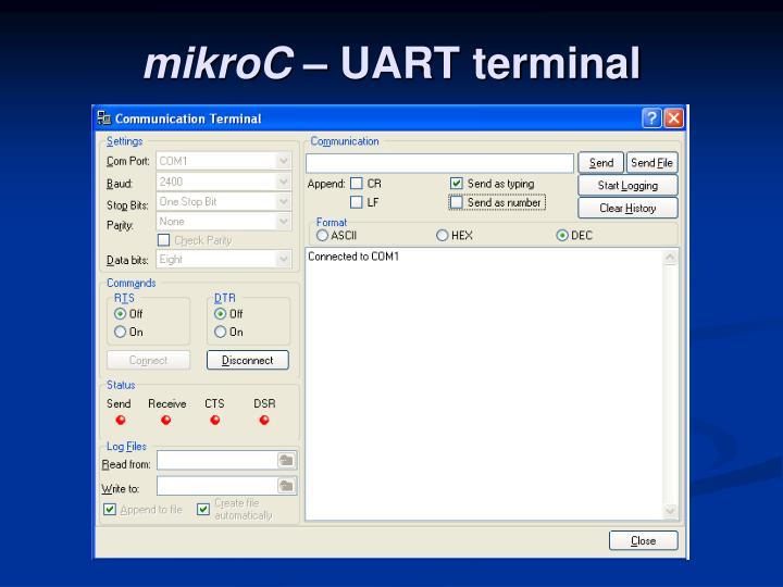 mikroC