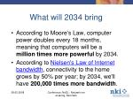 what will 2034 bring